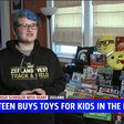 Season of Giving: Zeeland student plans to give toys to sick kids this holiday | Fox17