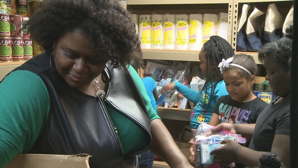 Ardmore girl group helps homeless in Operation: Kindness