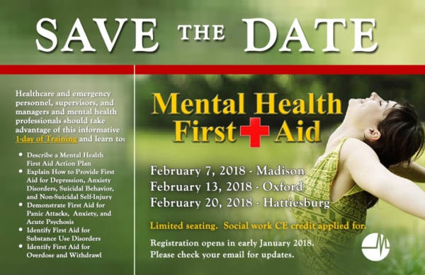 For more information, contact Valarie Jackson at vjackson@mhanet.org.