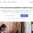 How Shopify Grew From a Snowboard Shop to a $10B Commerce Ecosystem