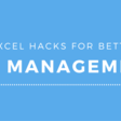 6 Advanced Excel Tips for PPC Mangement