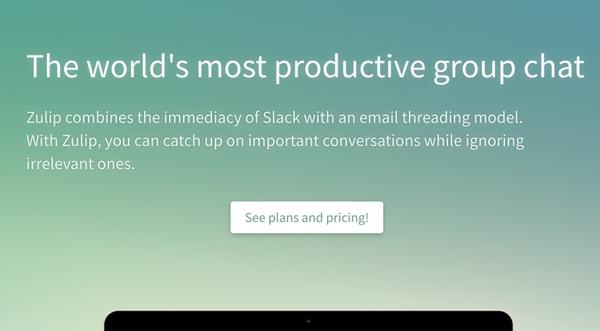 Zulip. Une alternative open source à Slack