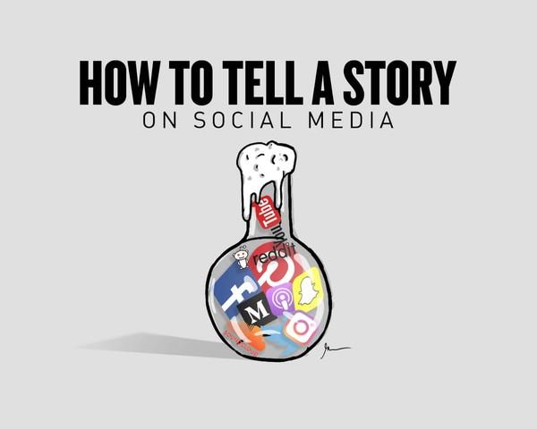 How to Tell A Story on Social Media – Gary Vaynerchuk – Medium