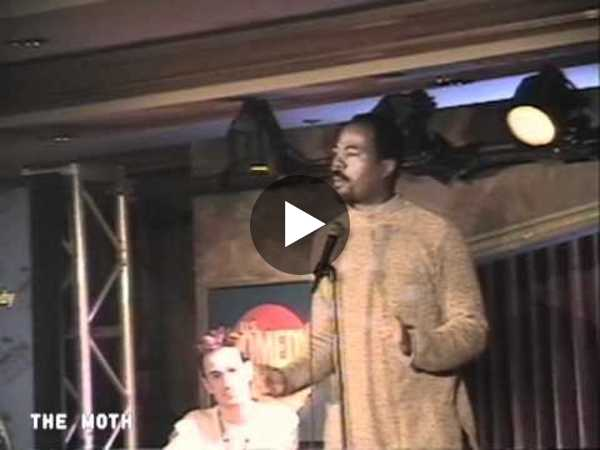 The Moth Presents Anthony Griffith: The Best of Times, The Worst of Times - YouTube