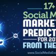 17+ Social Media Marketing Predictions for 2018 From the Pros : Social Media Examiner