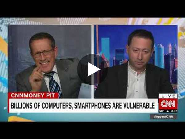 What's going on with the #Intel security flaw  @ayampolskiy, CEO at @security - YouTube