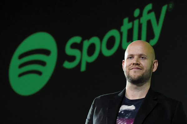 Spotify's Uncertain Road: Legal Battles, Profit Pressures Ahead of IPO