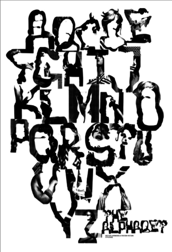 The Alphabet typeface (2001)