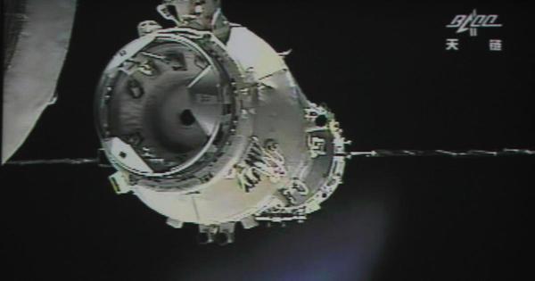 8. Die chinesische Raumstation Tiangong-1 fällt unkontrolliert auf die Erde – Ort und Zeitpunkt ungewiss