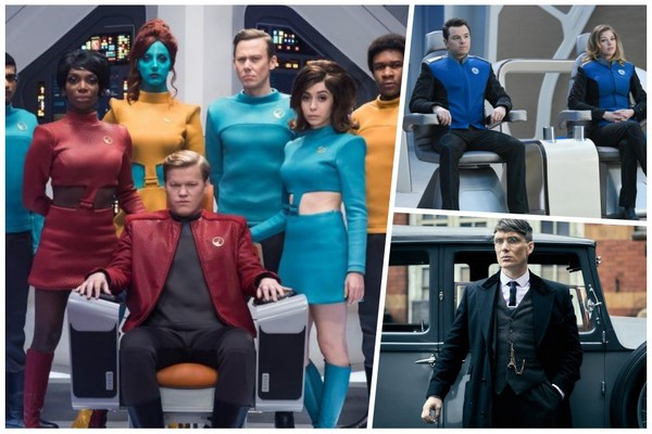 Power Rankings: 'Black Mirror' es la serie más vista de la semana en streaming
