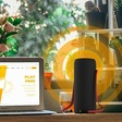 This Blockchain-Powered Smart Speaker Pays Artists When You Clap