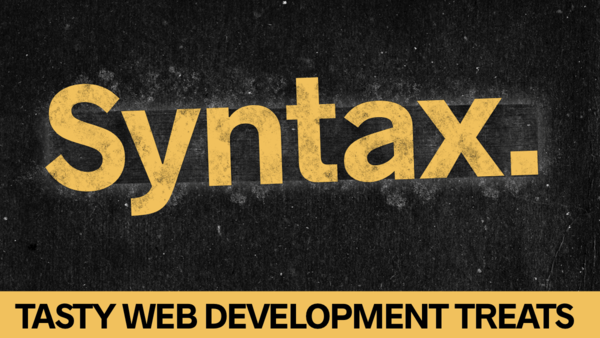 Podcast: GraphQL? Here is what you need to know! — Syntax Podcast 027