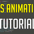 CSS Animation How To Tutorial