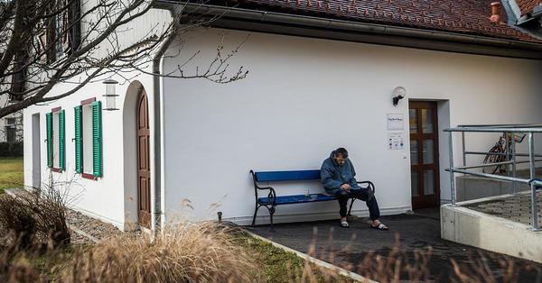 2. Wo bleiben Obdachlose, wenn sie sterben? In Graz gibt es erstmals ein Hospiz für Obdachlose