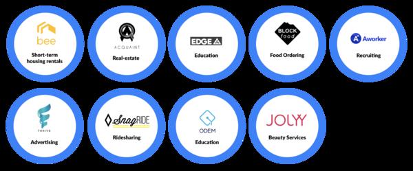 Marketplace companies on Origin Protocol