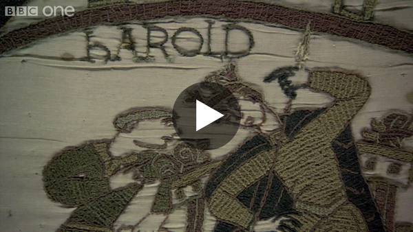The Bayeux Tapestry - Seven Ages of Britain - BBC One - YouTube