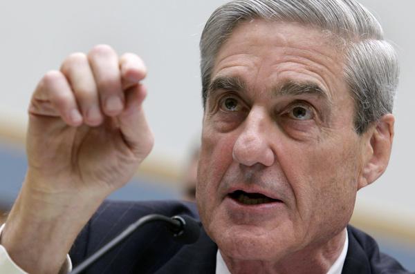 Speciale aanklager Robert Mueller (foto: Reuters)