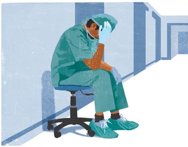2. Eine Million US-Amerikaner verliert jedes Jahr ihren Arzt – weil er sich das Leben genommen hat