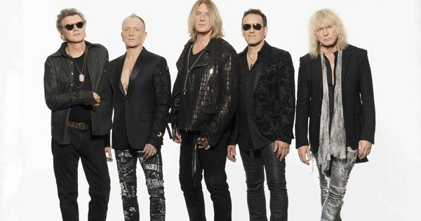 Def Leppard Goes Digital: Band's Whole Catalog Now Online