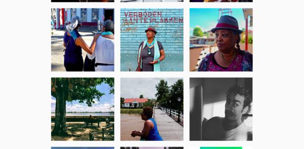 De Instagram-foto's van Johan uit Suriname, die door m'n hoofd bleven spoken