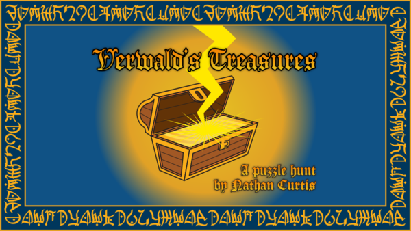 Verwald's Treasures on Kickstarter — 2 days left!