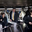 De Blasio Leaves the Door Open to Congestion Pricing