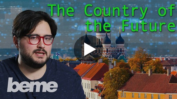 Estonia Built the Society of the Future from Scratch - YouTube