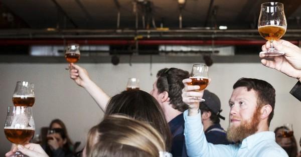 Craft Beer Is the Strangest, Happiest Economic Story in America
