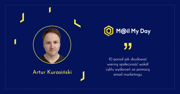 M@il My Day - Konferencja  Email  Marketingowa - https://mailmyday.pl/