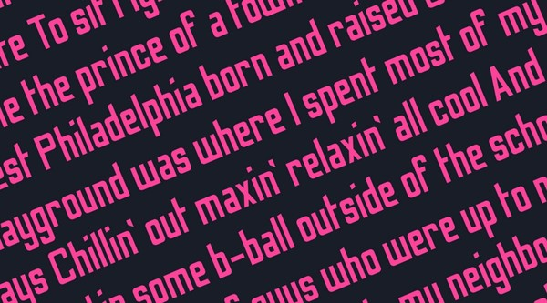 Designing a Font From Scratch — In 24 hours