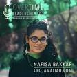 Nafisa Bakkar | CEO Amaliah | Leveling Up Leadership