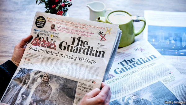 4. In drei Jahren von Millionenverlusten zur schwarzen Null: So will sich der Guardian neu erfinden
