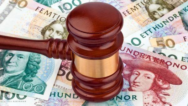 7. Bis 2023 will Schweden bargeldfrei sein – der Grund dafür ist eine beispiellose Serie von Banküberfällen