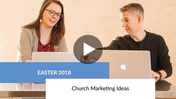 Easter 2018 Church Marketing Ideas - YouTube