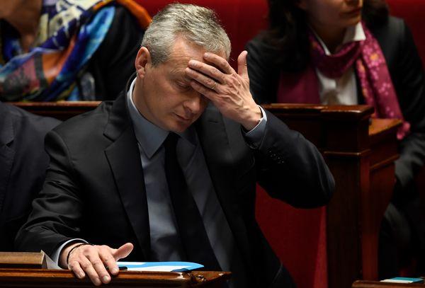 De tijd van praten is voorbij volgens Bruno Le Maire