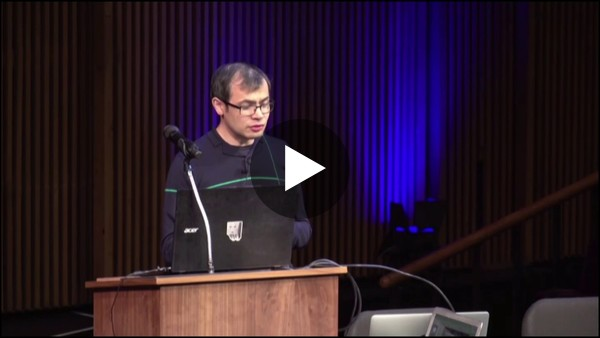 Demis Hassabis talks about Learning From First Principles at NIPS 2017