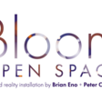 Bloom Open Space – A mixed reality installation by Brian Eno and Peter Chilvers