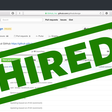 How I Got Hired by GitHub