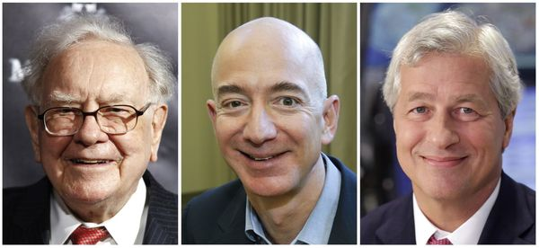 Amazon, JP Morgan, and Berkshire Hathaway are starting a healthcare company