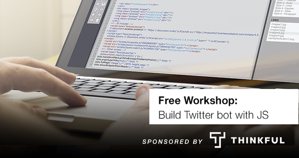 1/30 Intro to JavaScript: Build a Twitter Bot | Learn to Code | Thinkful San Diego