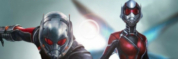 Ant-Man and the Wasp | Official Trailer