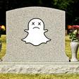 💔 Sorry Snapchat