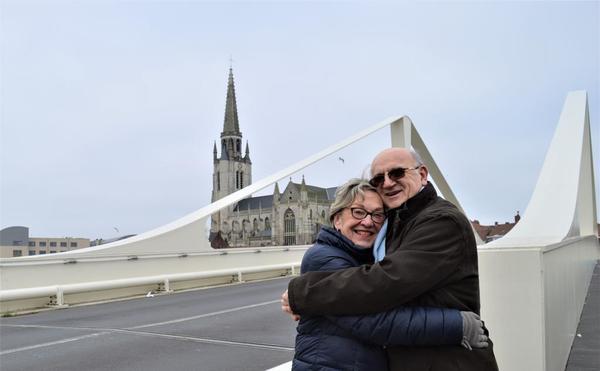 À la recherche de couples mixtes - Stad op zoek naar 'gemengde' echtparen
