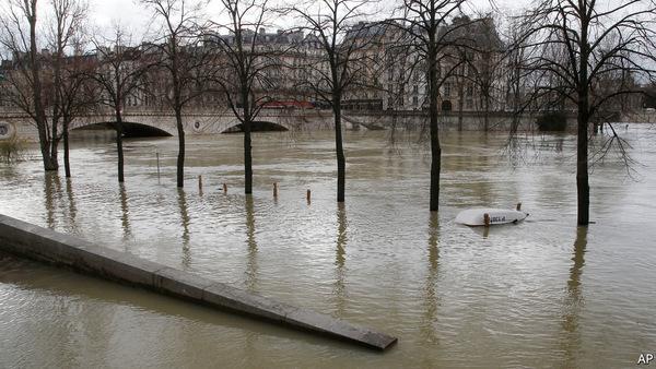 Why Paris is all wet again - The Economist explains
