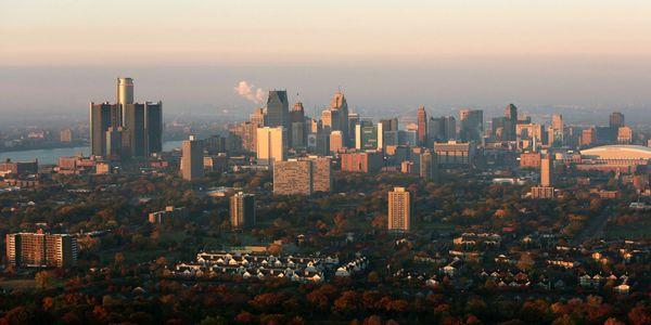 Detroit macht wieder Millionen-Gewinne – erstmals seit der Finanzkrise