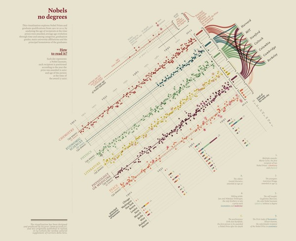The Architecture of a Data Visualization