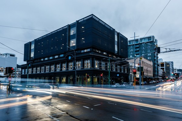 Click the photo for a look inside Xero's new Wellington HQ