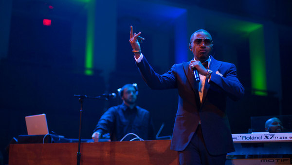 Nas Live From the Kennedy Center