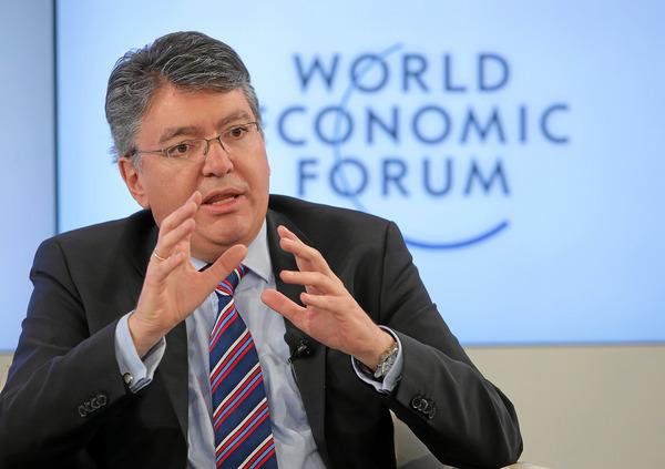 MinHacienda destaca el ecosistema Fintech de Colombia en Davos