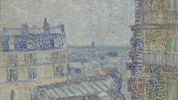 Parijs door de ogen van Van Gogh